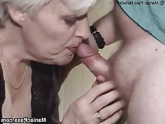 Facial, Granny, Hardcore, Mature