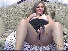 Blonde, Big Butts, Webcam, Mature