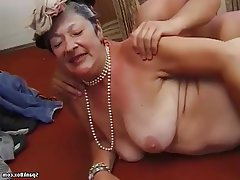 Big Boobs, Granny, Hairy, Mature