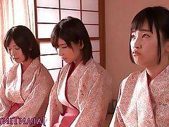 Gruppensex, Japanisch, Teenie