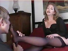 BDSM, Femdom, Fuß Fetisch, Fuß Fetisch