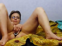 Amateur, Masturbation, Russian, Dildo