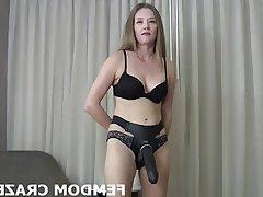 BDSM, Bisexuellen, Femdom, POV