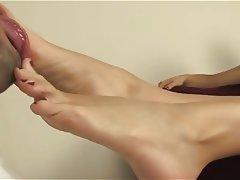 Femdom, Fuß Fetisch