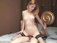 Grosse Tits, Blowjob, Angespritzt, Ebenholz